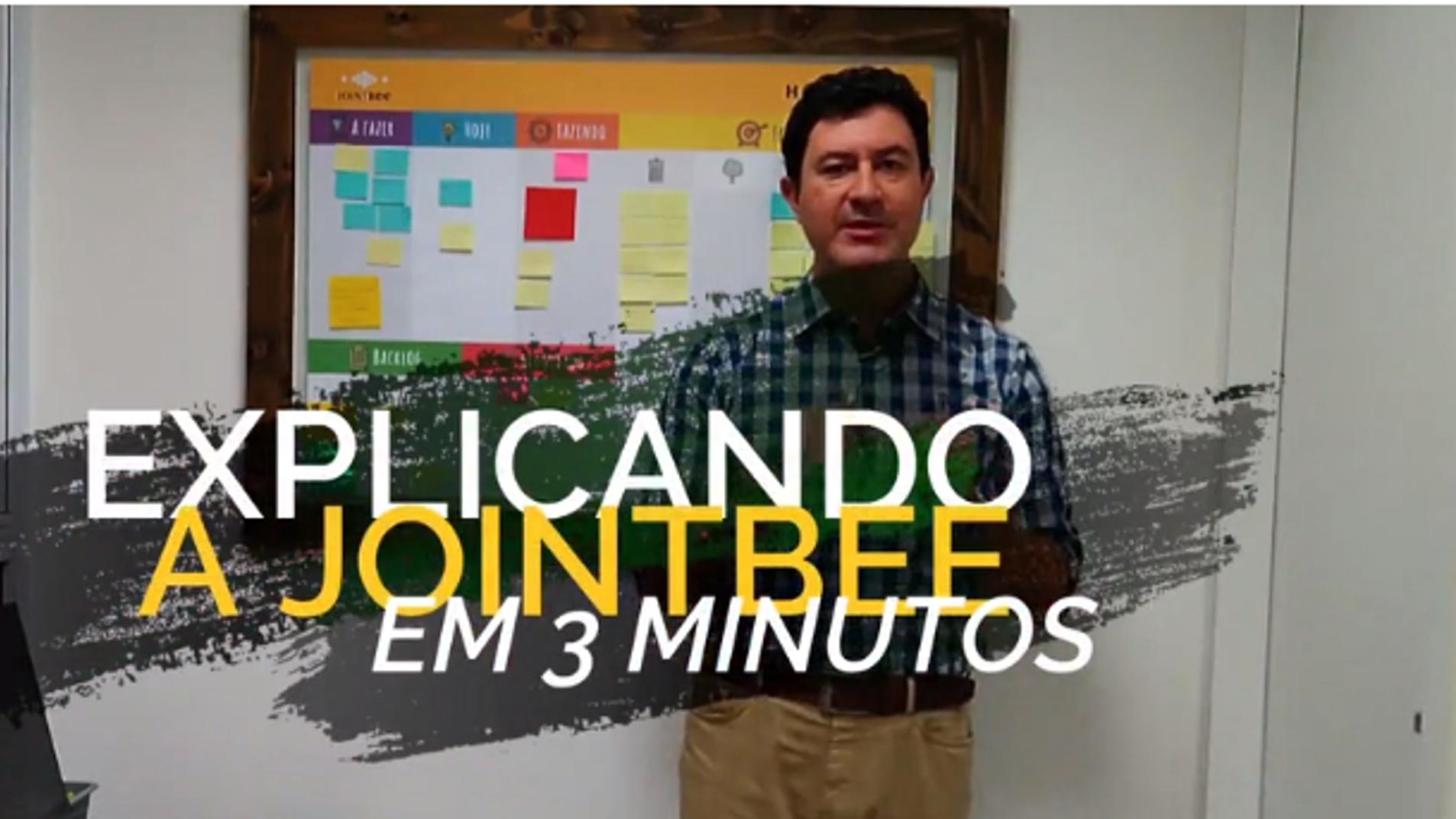 Explicando a JointBee em 3 minutos